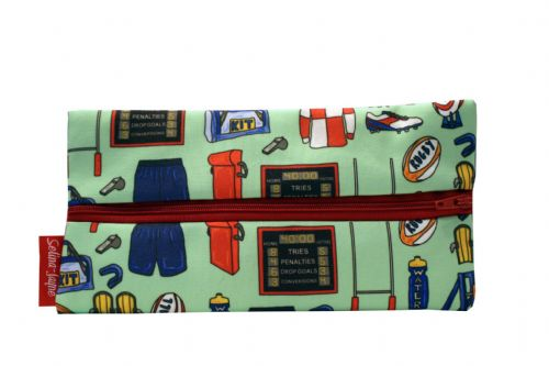 Selina-Jayne Rugby Limited Edition Designer Pencil Case